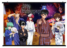 Anime YuYu Hakusho Kurama Hiel Silk Poster Wall Scroll Home Decor. 60x40cm