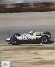BILLY FOSTER INDY 500 DRIVER 1965 TRENTON 100 Eisert Chevy 7TH PLACE PHOTO 1