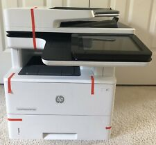 HP LaserJet Enterprise M527dn Multifunction Laser Printer F2A76A
