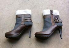 ELLE Winter Boot Heels Womens 7.5
