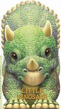 Mini Look at Me Bks.: Little Dinosaur (2014, Board Book)
