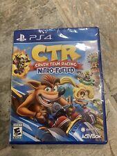 Crash Team Racing Nitro Fueled - PlayStation 4, 2019 Factory Sealed