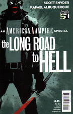 AMERICAN VAMPIRE The Long Road to Hell - One Shot - Back Issue
