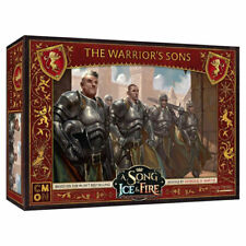 Lannister Warriors Sons A Song Of Ice and Fire Expansion Game Of Thrones New