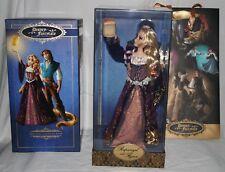 Disney Fairytale Designer Collection Rapunzel and Flynn