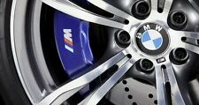 4pcs Blue BMW M Brake Caliper Cover Fit To Size Of Wheel 17 Inches And Unde