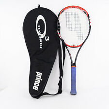 """Prince Triple Threat O3 Hornet Hybrid MidPlus 100 sq in Tennis Racquet 4 1/4"""""""