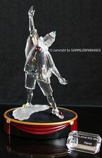 Pierrot SWAROVSKI Silver Crystal FIGURE Triologie MASQUERADE Jahresausgabe 1999
