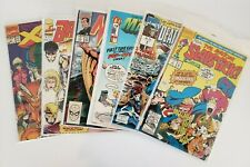 New listing COMIC BOOK LOT #1'S MARVEL AND IMAGE DEATH'S HEAD THE AWESOME SLAPSTICK & MORE