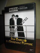 DON CAMILLO E L'ONOREVOLE PEPPONE DVD NUOVO SIGILLATO