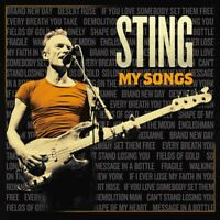 STING : MY SONGS (DIGIPAK) - BRAND NEW & SEALED CD/