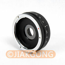 Build in Aperture Canon EOS EF Lens to SONY NEX E Mount Adapter NEX-7 NEX-5 -3