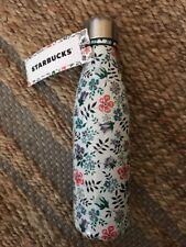 Starbucks Swell Liberty London Fabric S'well Water Bottle 17 Oz 2017 NEW