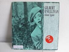 GILBERT O SULLIVAN Alone again 667046 ( Edition de 1992 )