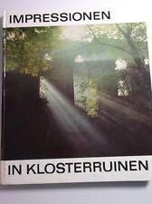 Impressionen in Klosterruinen - von 1980 - Evangelische Verlagsanstalt  /S87
