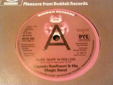 """CAPTAIN BEEFHEART - SURE NUFF / ELECTRICITY 'PROMO' 7"""" 45 RPM MINT UNPLAYED!!!!"""