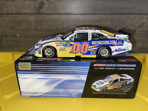 2011 ACTION #00 DAVID REUTIMANN AARON'S BEST WESTERN TOYOTA CAMRY 1:24 MWR