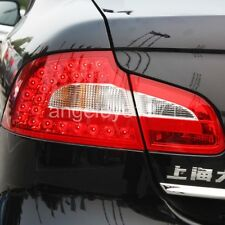 LED Rear Lights Superb LED Tail Lamps for Skoda 2008-2013 year Red White TC