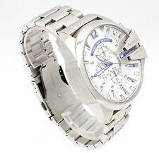 Diesel Herren Chronograph Quarz Uhr mit Edelstahl Armband DZ4477 Armbanduhren