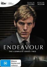 Endeavour : Series 2 (DVD, 2014, 2-Disc Set)