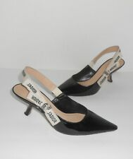 73dfa39988c Dior Patent Leather Slingback Heels for Women for sale | eBay