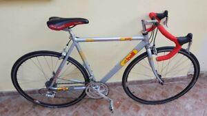 bicicletta corsa cinelli campagnolo alluminio