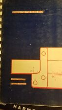 Manual For The Slide Rule by Irving Drooyan & William Wooten 1968, Plastic comb