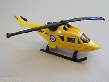 Matchbox Lesney HELICOPTERE « RESCUE » SAUVETAGE Sky busters N° SB 20 - 1976