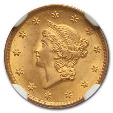 "1853 Liberty Head Gold -- """"UNCIRCULATED"""" PROOF LIKE,"