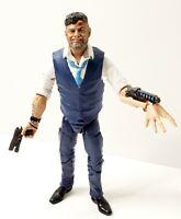 """2014 Hasbro Marvel Legends Black Panther Ulysses Klaue Loose 6"""" Action Figure"""