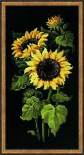 Counted Cross Stitch Kit RIOLIS - SUNFLOWERS