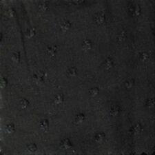 Michael Miller Rouge et Noir Clipdot Fabric in Black 1y 100% Cotton