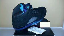 Nike Air Jordan Retro 5 Black Grapes OG QS LE SE PE 2013 2014