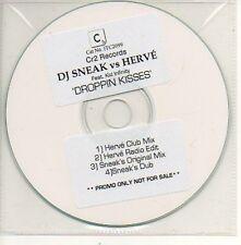 (831D) DJ Sneak vs Herve, Droppin Kisses - DJ CD