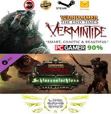 Warhammer: End Times Vermintide + Schluesselsc+The Outsider PC Digital STEAM KEY