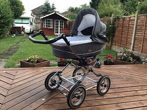 Baby style Silver Prestige Limited Edition