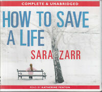 Sara Zarr How To Save A Life 10CD Audio Book Unabridged Family Young Adult