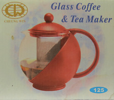 Glass Coffee and Tea Maker FREE GIFT when you spend $25 or more