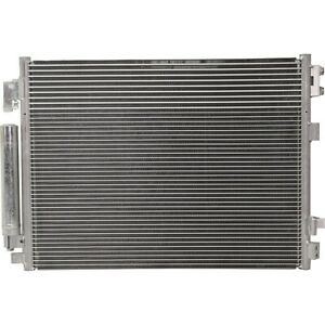 AC Condenser For 2011-2017 Dodge Charger 3.6L 5.7L With Drier And Oil Cooler