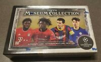2020 2021 Topps UEFA Champions League Museum Collection Soccer Hobby Box IN HAND