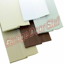 Garage Door Weather Seal-Door Stop-Side & Top Seal - SOLD PER FOOT - ANY LENGTH