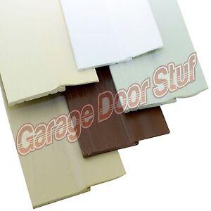 Garage Door Weather Seal-Door Stop-Side & Top Seal - SOLD PER FOOT - ANY LENGTH