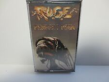 RAGE ~ PERFECT MAN ~ HEAVY METAL ~ SEALED ~ CASSETTE TAPE