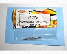 Schumacher RC 45 mm Turnbuckle Adjuster SCHU796 U796R