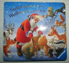 Endlich kommt der Weihnachtsmann - Barbara Cratzius (Ravensburger, 2012)