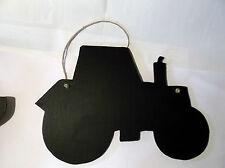 TRACTOR (Nuova Forma) Chalk Board Segno Fattoria degli Animali da Cortile Fattoria Natale