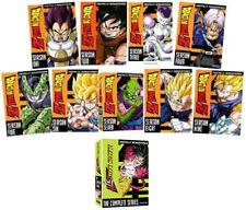 Dragonball Z Complete Series Season 1-9 + Dragon Ball GT Complete Series (DVD)