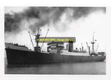 rp02011 - Wilson Line Cargo Ship - Consuelo , built 1937 - photo 6x4