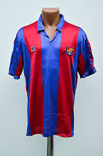 BARCELONA 1984/1985/1986/1987/1988 HOME FOOTBALL SHIRT JERSEY CAMISETA MEYBA