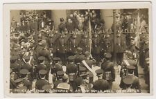 More details for yorkshire (west) postcard - proclamation of kgv at the guildhall, doncaster (a50